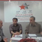 میزگرد جنبش کارگری درایران با شرکت رفیق محمد اشرفی