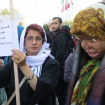آسیب شناسی دو مبارزه کارگری و حقوق بشری  ( علیه جنایت) ۳۰ مهر مقابل مجلس