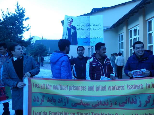 آقای اسانلو دست از سر جنبش کارگری بردارید.