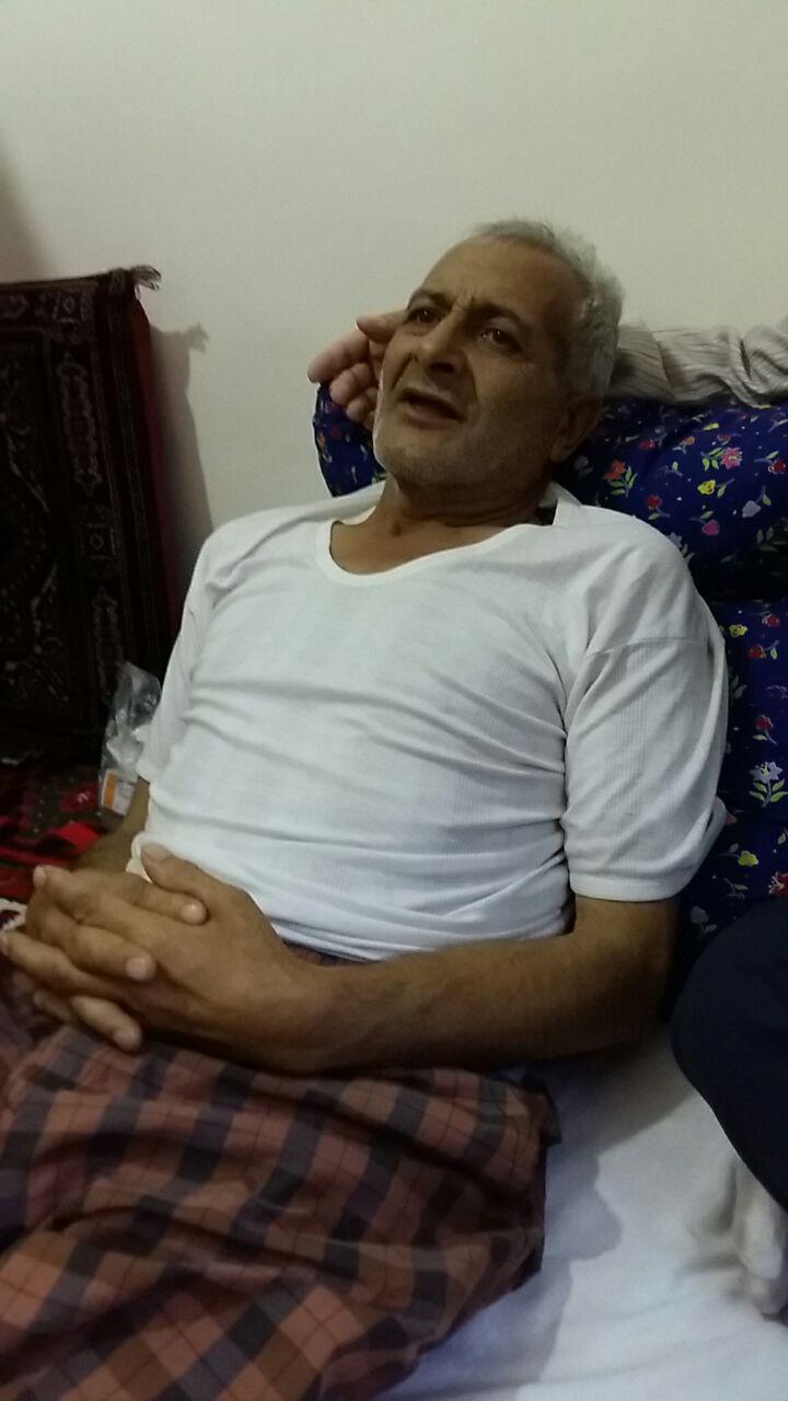 محمد جراحی مبارز راه عدالت اقتصادی و اجتماعی در بیمارستان بستری شد.